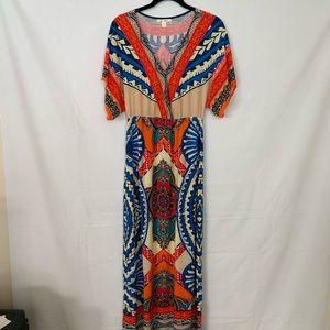 Anthropologie Miami Maxi Dress Small